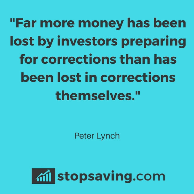 Peter Lynch investment quote