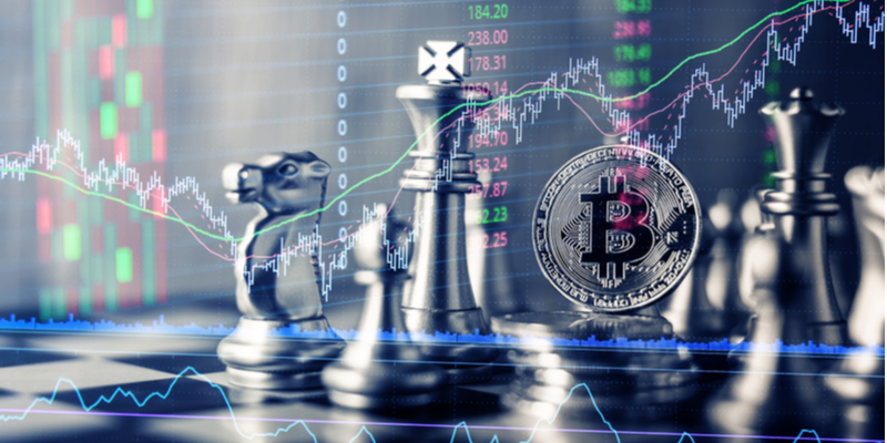 Blog cover image for crypto investment strategy