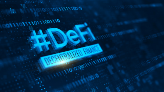 Defi blog cover image